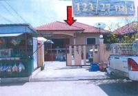 บ้านเดี่ยวหลุดจำนอง ธ.ธนาคารอาคารสงเคราะห์ สมุทรสงคราม เมืองสมุทรสงคราม ท้ายหาด