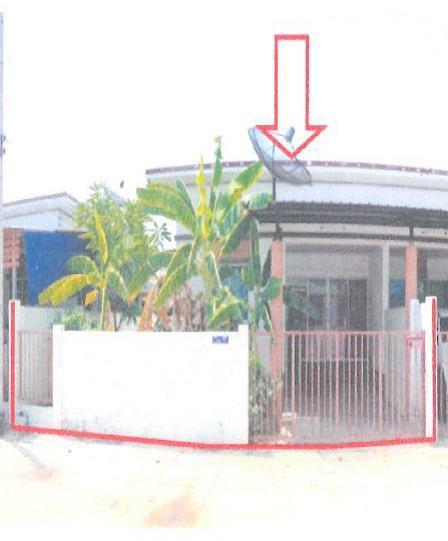 บ้านแฝดหลุดจำนอง ธ.ธนาคารอาคารสงเคราะห์ สมุทรสงคราม เมืองสมุทรสงคราม ลาดใหญ่